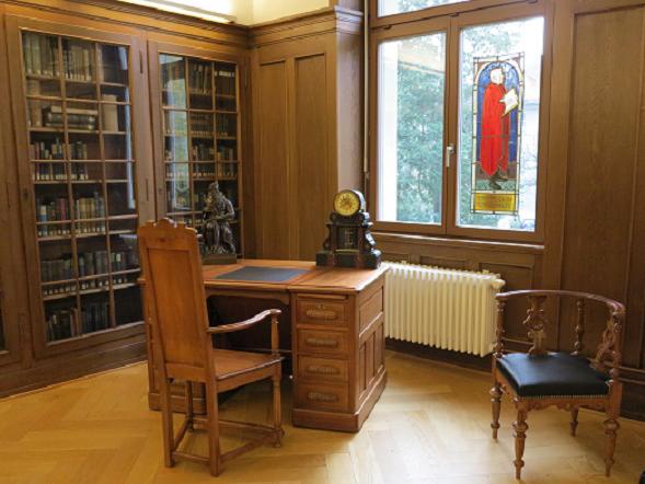 Titelbild: Institut für Rechtsgeschichte